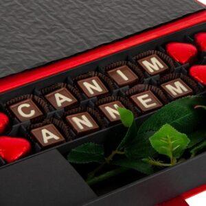 anneler günü çikolatası