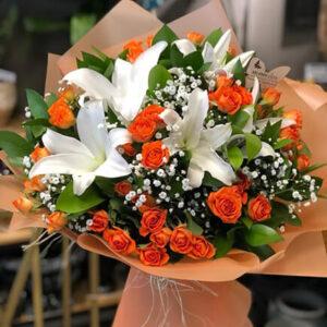 buket çiçek siparişi ankara