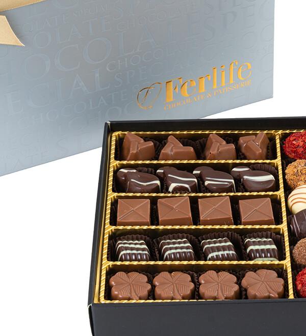 ankara aynı gün teslim çikolata gönder