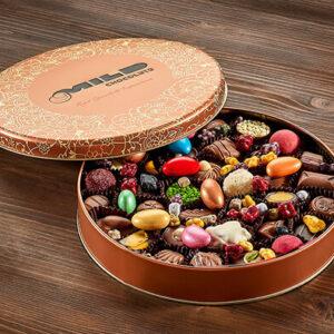 izmir hediye çikolata gönder